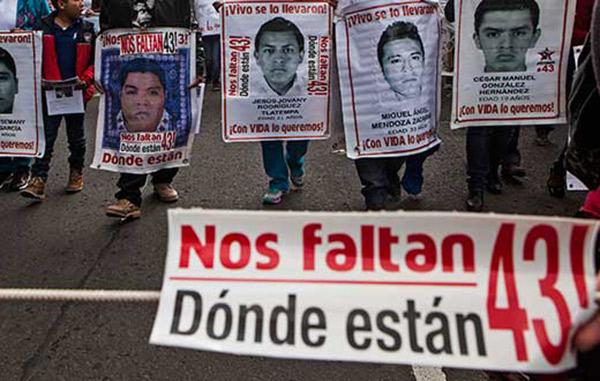 Tribunal ordena crear Comisión de la Verdad para el caso Ayotzinapa