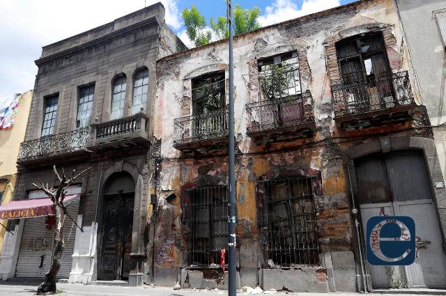 Antorcha y 28 de Octubre ahuyentan inversión para casonas de Puebla