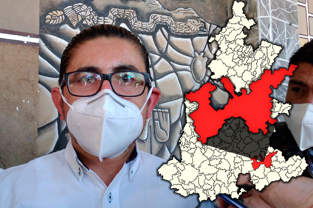 Concentra Tehuacán 2 de cada 3 casos de dengue en Puebla