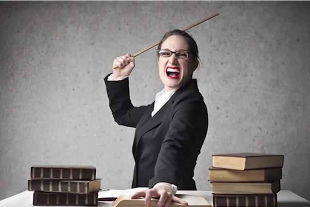 ¿Te castigaron en la escuela? Checa las crueles disciplinas de maestros