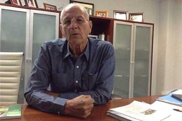 Conceden arraigo domiciliario a Francisco Castillo Montemayor