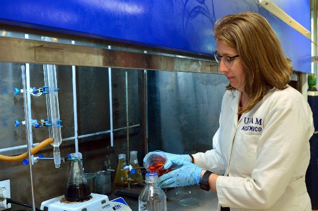 Desarrollan catalizadores que convierten CO2 en productos sustentables