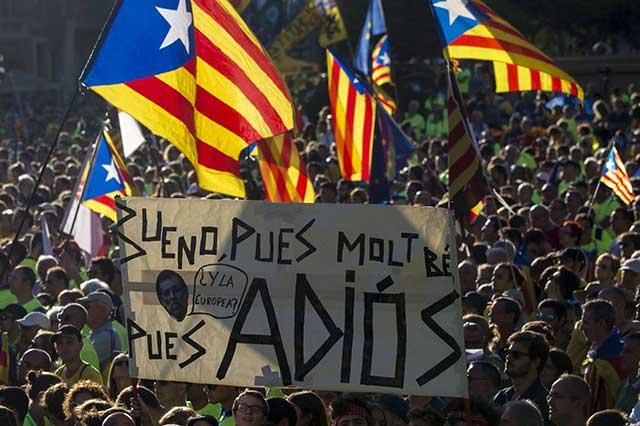Tribunal español anula la independencia de Cataluña