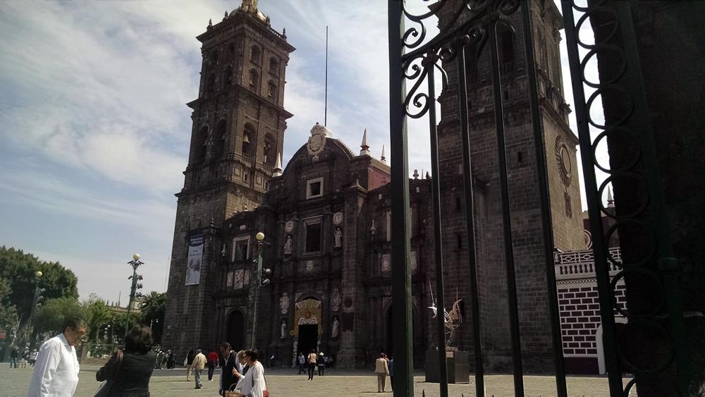 Avance del 30% en trabajos de restauración del interior de la catedral