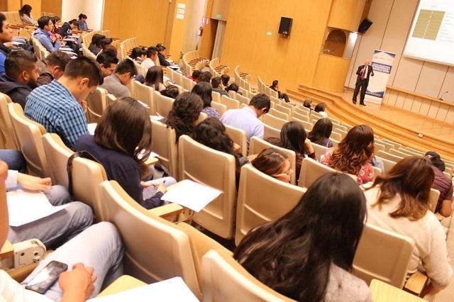 Ayuntamiento de Puebla y la BUAP imparten la Cátedra Universitaria