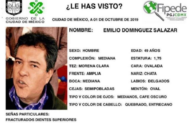Encuentran muerto a Emilio Domínguez Salazar, catedrático de la UAM