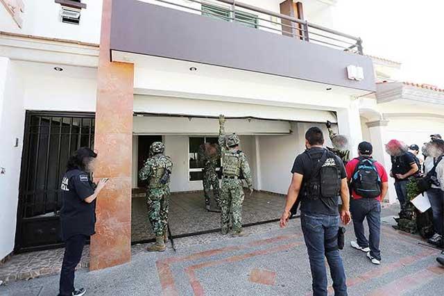 Por fuga de El Chapo PGR catea domicilios, pero no hay detenidos