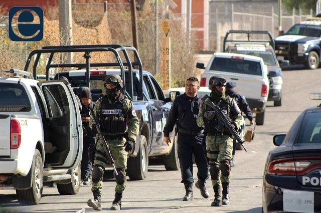 Cae jefe de la Policía Estatal con drogas y armas, en Esperanza