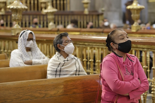 Crece el número de ateos en México y baja la cifra de católicos