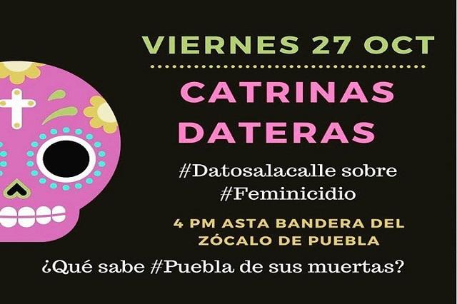 Catrinas Dateras: ¿Qué sabe Puebla de sus muertas?