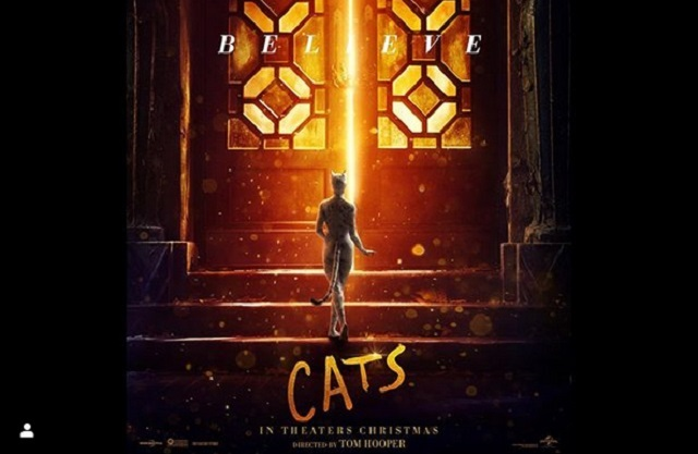 Taylor Swift y Jason Derulo son parte del elenco de Cats
