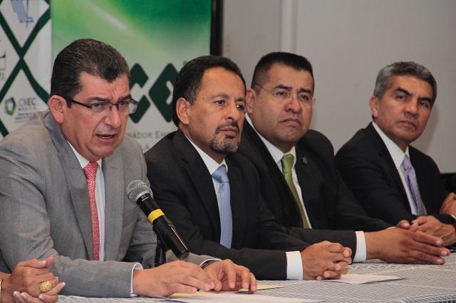 Defiende CCE capacidades de sus propuestos para secretaría municipal
