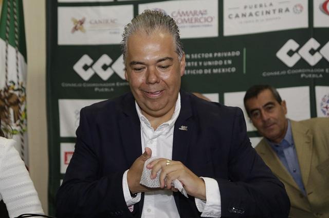 Parálisis educativa también pegará a la economía en Puebla: CCE