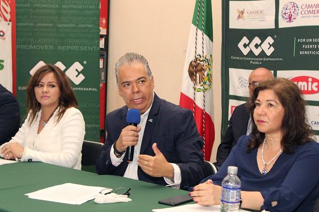Sólo 1 de 100 empresas en Puebla tiene fondo de emergencias: CCE