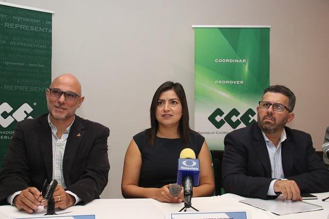 Lanza CCE a 4 candidatos para Desarrollo Económico municipal