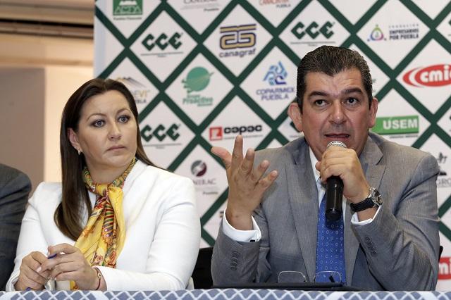 Relación con la gobernadora electa continuará: empresarios