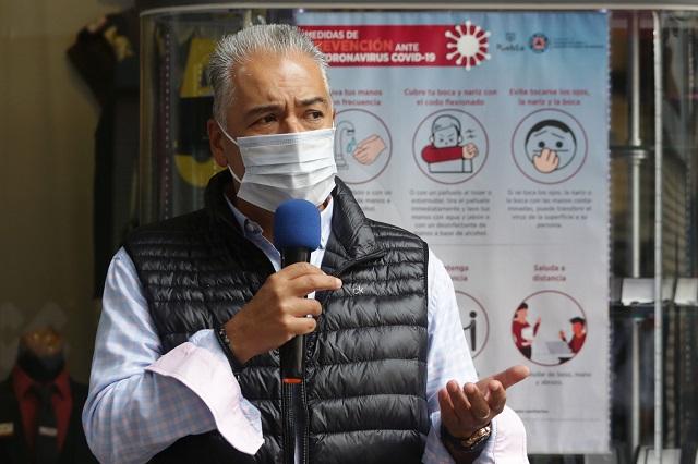 Plantea CCE 10 medidas contra nueva ola de Covid en Puebla