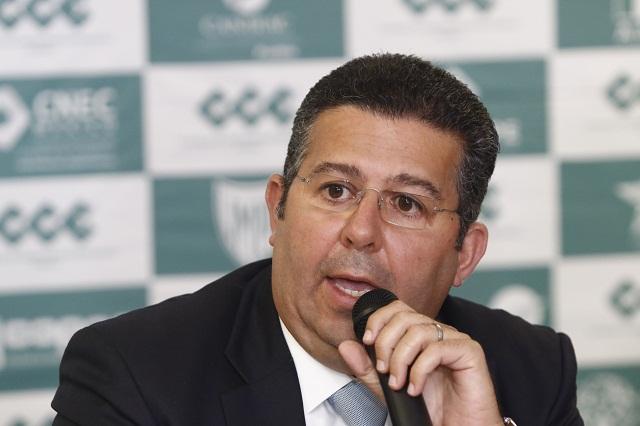 Todavía no alzan la mano para sustituirme, dice presidente del CCE