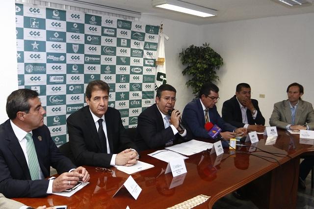 Los cinco candidatos confirman asistencia a encuentro con CCE