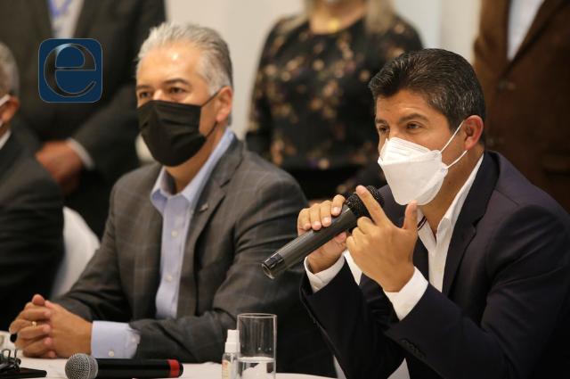 Lugar en su gobierno y diálogo frecuente ofrece Rivera Pérez al CCE