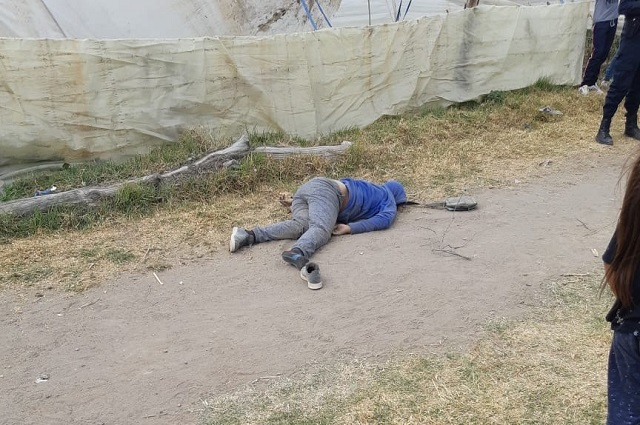 Muere presunto ladrón al querer escapar en Texmelucan