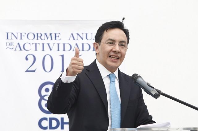 Tendrá CDH encargado de despacho tras salida de Badillo
