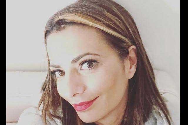 Disfruta Cecilia Galeano la vida sin Mark Tacher