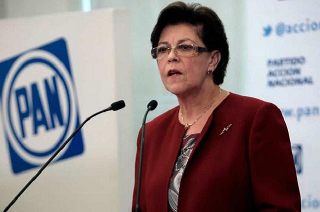 Aunque Cordero tiene razón, no debe denigrar a Anaya, dice Cecilia Romero