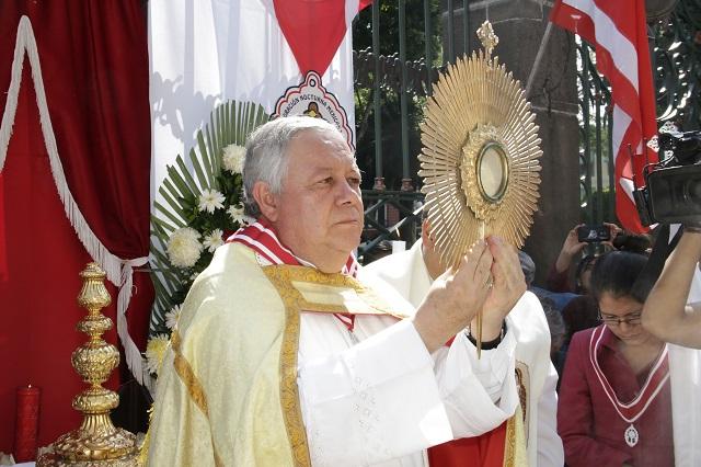 Origen del Día de Corpus Christi o Día de las Mulas en México