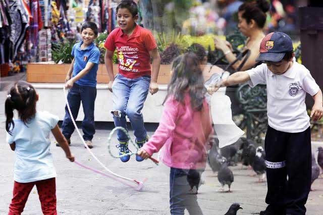 Una celebración nacional, Día del Niño en México