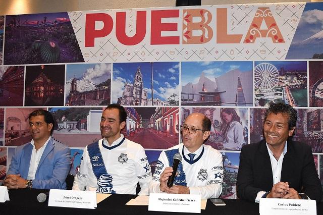 Revivirá Puebla al campeonísimo 89-90 en 75 aniversario de La Franja