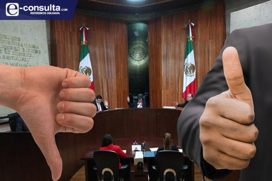 Avalan PAN y PRI reelección sin dejar cargos; PVEM lo reprueba