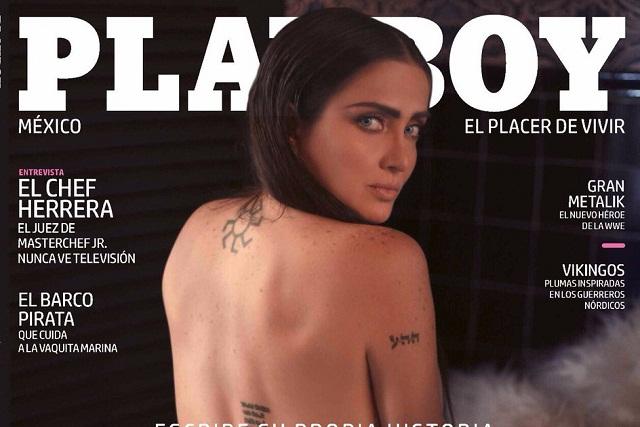 Celia Lora se desnuda para PlayBoy ¡Otra vez! (FOTOS)