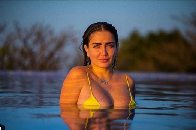 Celia Lora sigue seduciendo en Instagram con fotos desnuda y muy sexy
