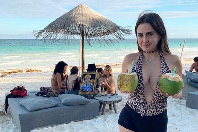 ¿Por qué detuvieron a Celia Lora en Playa del Carmen?