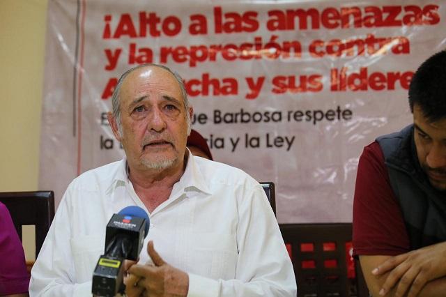 Barbosa no sabe cómo actuar ante Covid-19: Celis Aguirre