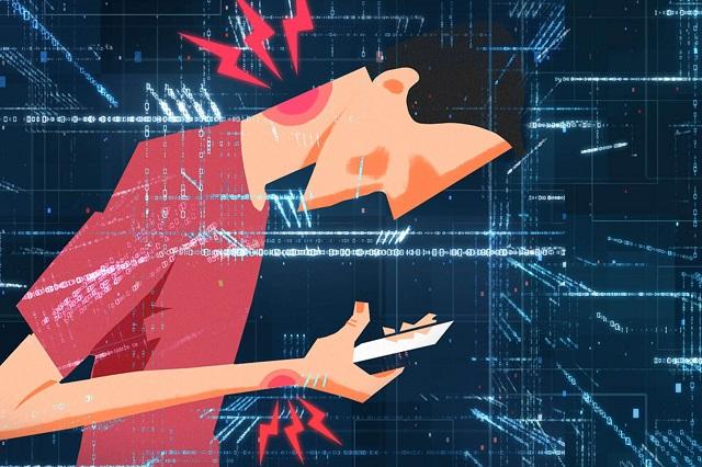 Uso de celular ocasiona lesiones y estas son las más frecuentes