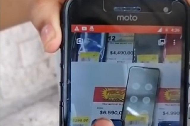 Por error Bodega Aurrera oferta celular en casi 7 pesos