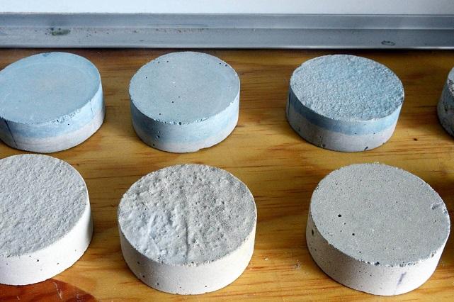 Desarrollan cemento que degrada contaminantes orgánicos
