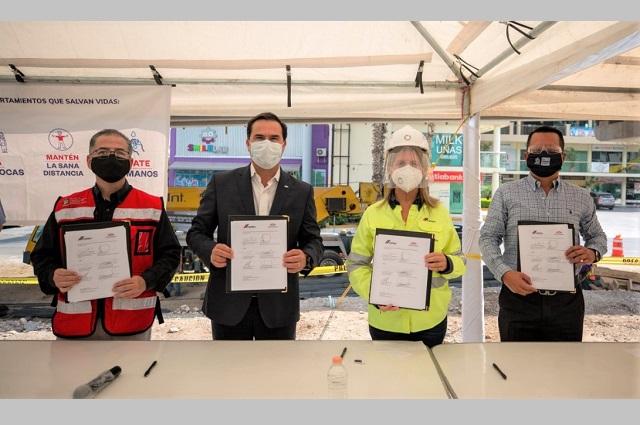 CMIC y CEMEX unen esfuerzos por la salud de trabajadores de la construcción