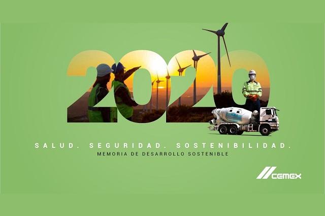 CEMEX participa en la construcción de un México sostenible
