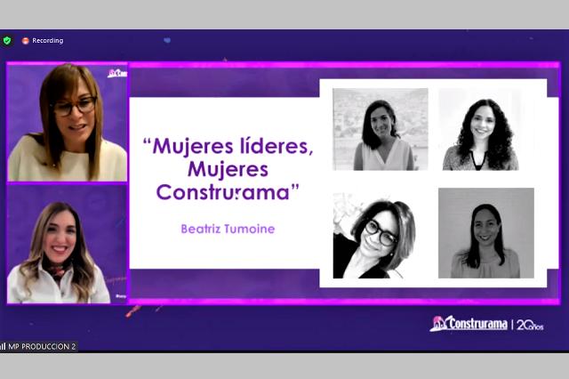 CEMEX Y Construrama reconocen a mujeres mexicanas