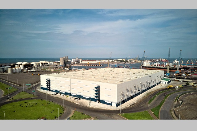 CEMEX participa en el segundo garaje más grande del mundo