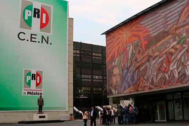 No hay gobierno de coalición con el PAN, dice PRI a rebeldes de Puebla