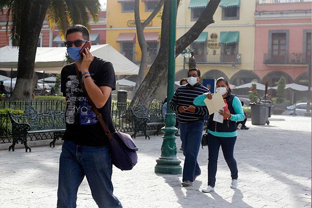 Descarta gobierno estatal una evacuación alrededor del Popo