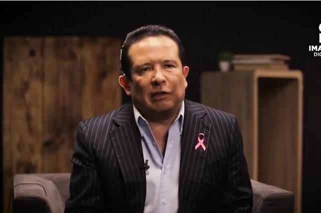 Cenizas de José José no llegaron a México: Gustavo Adolfo Infante