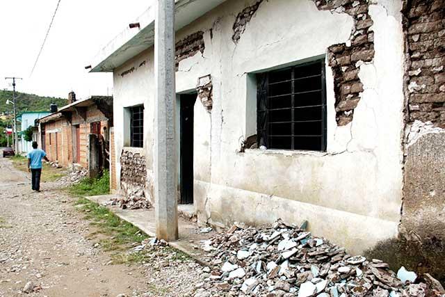 Inician Fonden y Sedeso supervisión de censo de afectaciones en viviendas