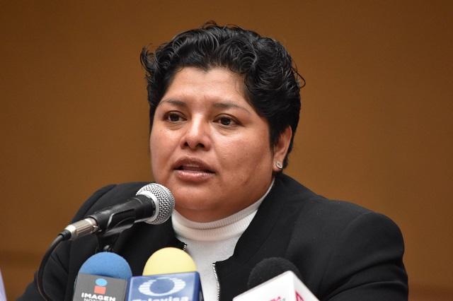 Alcaldesa de San Andrés pide a la juventud trabajar en conjunto con el gobierno
