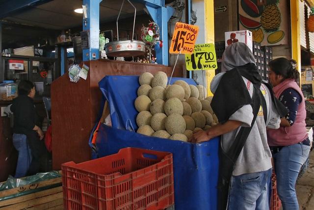 Baja inflación en la ciudad de Puebla a 4.72%, reporta INEGI