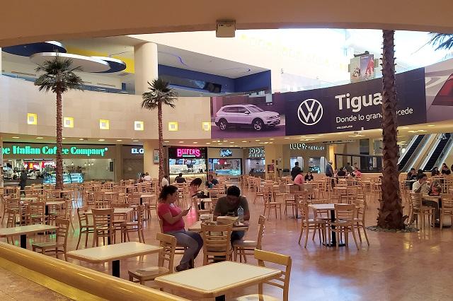 Angelópolis es la primera plaza de Puebla en cerrar por Covid-19